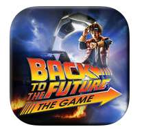 Jeu Back to the Future : The Game gratuit sur iOS (au lieu de 2,69€)