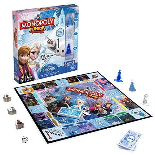 [Prime] Monopoly Junior - Reine Des Neiges