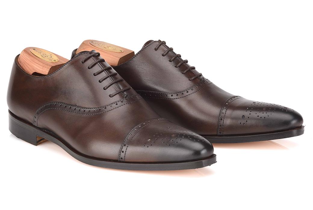 Sélection d'articles en promotion - Ex : Paire de Chaussures cuir homme Vittorio (taille au choix) - Bexley