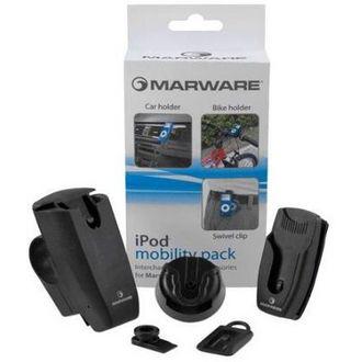 Sélection d'accessoires en déstockage  Marware en promo - Ex : Accessoire  Marware iPod Mobility Pack