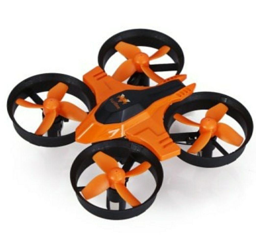 Mini-Drone Quadricoptère RC FuriBee F36 - Noir/Orange