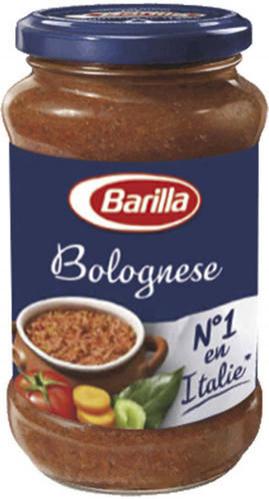 2x Sauces bolognese Barilla 400g (autres optimisations, voir description)