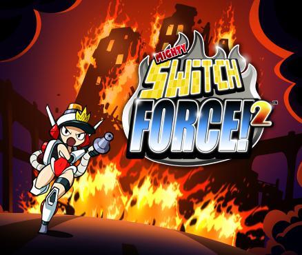 Sélection de jeux dématérialisés pour Wii U et 3DS en promo - Ex : Jeu Wii U Mighty Switch Force 2