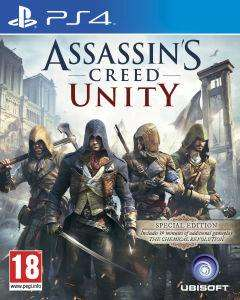 Jeu PS4 Assassin's Creed Unity - Edition Spéciale