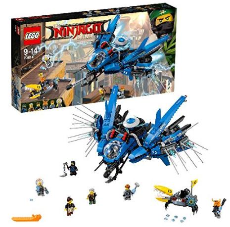 Jeu de construction lego ninjago 70614 le jet - Jeu lego ninjago gratuit ...