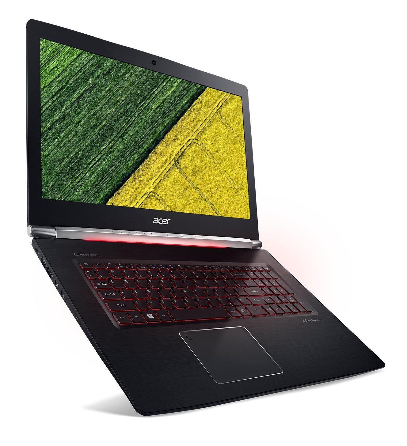 "PC Portable 17.3"" Acer Aspire VN7-793G-58C9 - Full HD, i5-7300HQ, RAM 8 Go, HDD 1 To + SSD 256 Go, GTX 1050 Ti 4 Go, Windows 10"