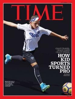 Abonnement 1an au Magazine hebdomadaire Time - 52 Numéros