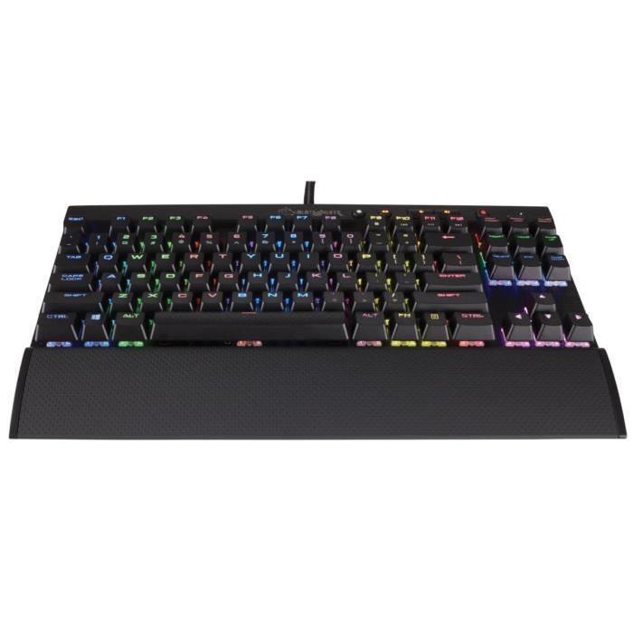15% de remise immédiate sur les Claviers et Souris Corsair - Ex: Clavier Gaming K65 RGB Rapidfire à 113,70€