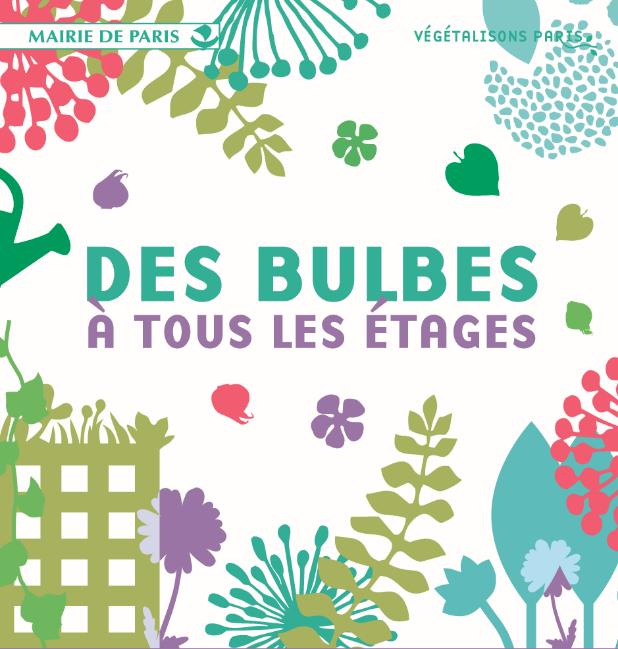 [Habitants de Paris] Distribution gratuite de bulbes de plante herbacée Anémone de Grèce