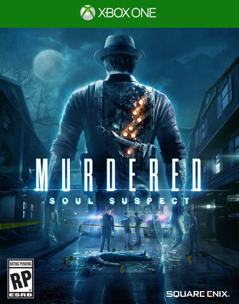 [Abonnés Gold] Jeu Murdered : Soul Suspect sur Xbox One