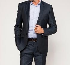 Jusqu'à 60% de réduction sur une sélection d'articles - Ex : Veste séparable coupe confort - Taille 48 à 64