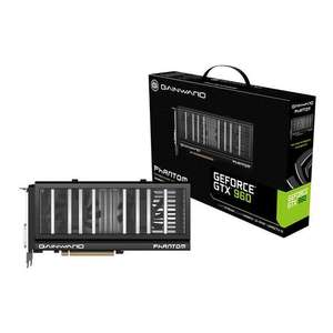 Carte graphique Gainward GeForce GTX 960 2 Go Phantom + Jeu The Witcher 3 : Wild Hunt  Offert