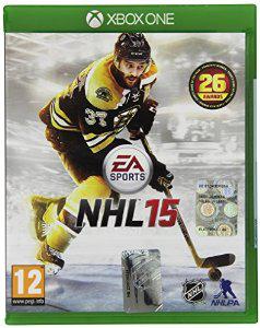 Jeu Xbox One NHL 15 sur