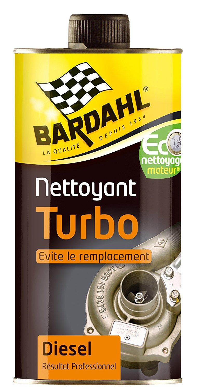 Nettoyant Turbo véhicule diesel