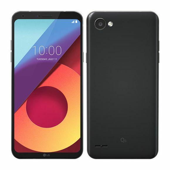 "Smartphone 5.5"" LG Q6 - 32Go, Snapdragon 435, 3 Go RAM"