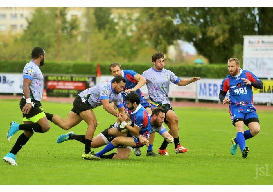 Entrée gratuite pour la rencontre de fédérale Rugby 1 AS Mâcon / Suresnes - Macon (71)