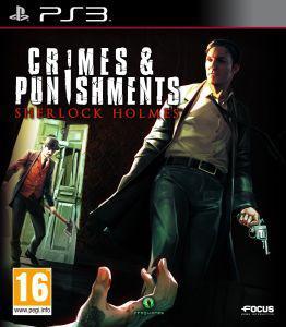 Sherlock Holmes: Crimes & Punishments PS3