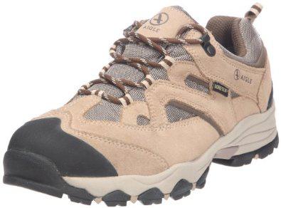 Paire de chaussures Aigle Bellegrave GTX couleur Beige (Taille 42 et 44,5)