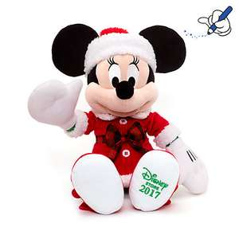 Peluche moyenne Mickey ou Minnie Mouse Share the Magic à 10.9€ dès 15€ d'achat sur tout le site
