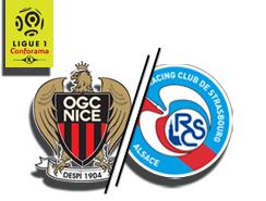 [Moins de 12 Ans] Billet d'entrée Gratuit pour le Match de Football OGC Nice - RC Strasbourg du Dimanche 22 Octobre 2017 à 15h