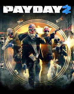 PayDay 2 sur PC (Dématérialisé - Steam)