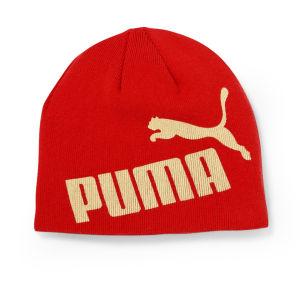 Bonnet Puma rouge ou mauve