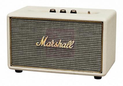 Enceinte portable Marshall Acton - Cream