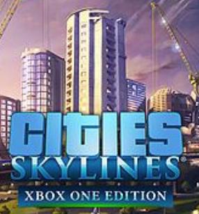 [Gold] Cities: Skylines - Xbox One Edition Jouable Gratuitement jusqu'au 22 Octobre 2017 (Dématérialisé)