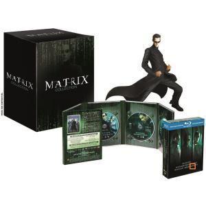 Coffret Matrix Trilogie - Edition limité (Combo Blu-Ray + DVD + Statue)