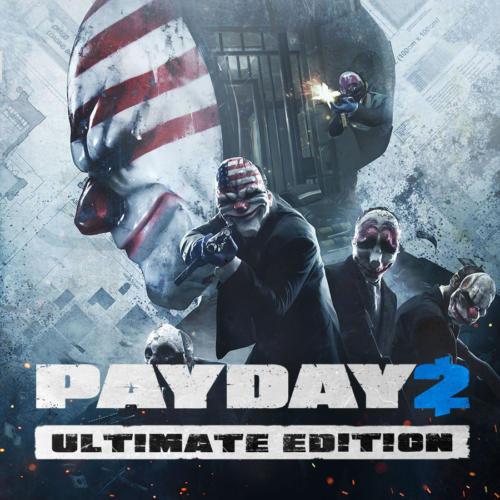 Payday 2 Ultimate Edition jouable gratuitement sur PC pendant 10 jours (Dématérialisé)