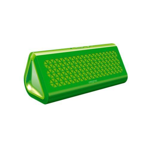 Enceinte Creative Airwave Bluetooth / NFC - Verte ou rose