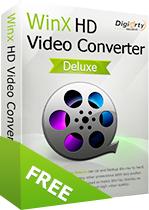 Licence Gratuite WinX HD Video Converter Deluxe  5.10.0 sur  PC (Dématérialisé)