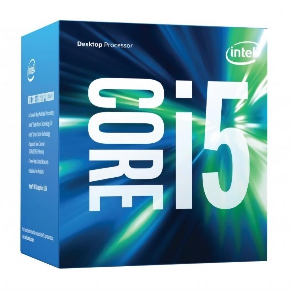 Processeur Intel Skylake Core i5-6500 BX80662I56500 - 3.2GHz
