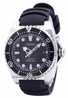 Montre Seiko Kinetic Divers SKA371P2 pour Hommes