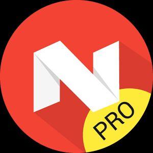 N Launcher Pro - Nougat 7.0 gratuit sur Android (au lieu de 3,19€)