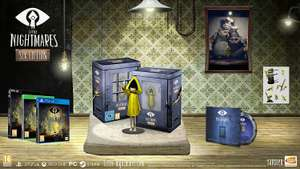 Jeu Little Nightmares - Six Edition sur PS4 et Xbox One