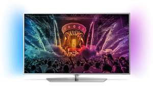 """TV 55"""" Philips 55PUS6551 - 4K HDR - Smart TV - Ambilight - Android"""