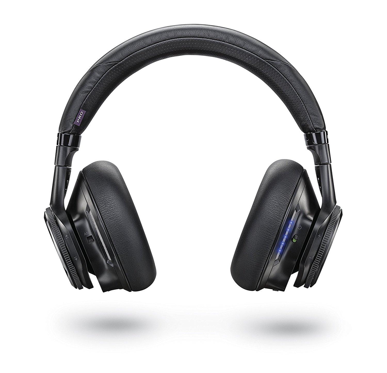 Casque audio sans-fil à réduction de bruit Plantronics BackBeat Pro - noir