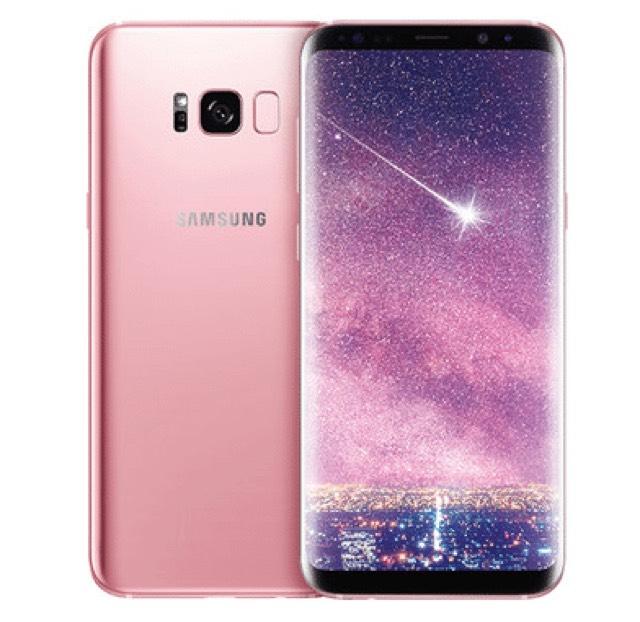"Smartphone 6.2"" Samsung Galaxy S8+ Plus - 64 Go, Rose (Jgadget4U)"