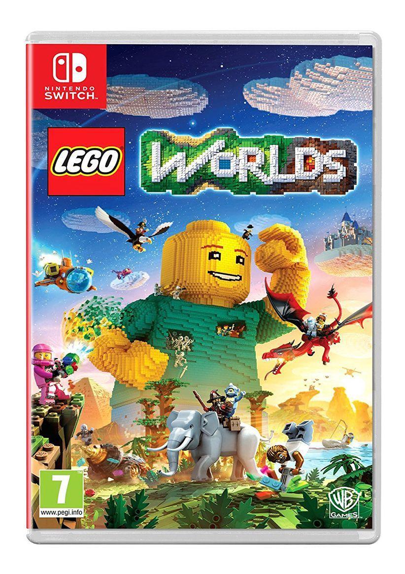 Lego Worlds sur Nintendo Switch