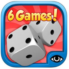 Jeux Dice World : Dice Game gratuit sur iOS (au lieu de 2,99 $)