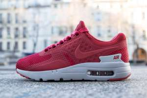Chaussures Nike Air max zero prem gym - Rouge, Taille 40 à 42.5