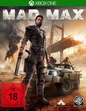 Sélection de jeux video en promotion - Ex : Jeu Mad Max sur Xbox One (Frontaliers Allemagne)