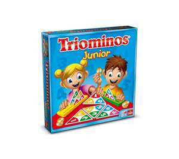 2 jeux de société triominos junior (ODR 30€)