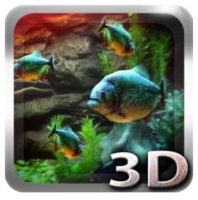 Application Piranha Aquarium 3D gratuite sur Android (au lieu de 1.19€)
