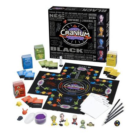 Jeu de société Hasbro - Cranium Black (ODR 50%)