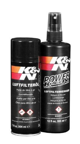 [Prime] Kit de Nettoyage pour Filtre à Air K&N 99-5003EU