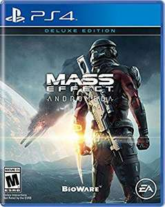 Mass Effect Andromeda Deluxe Edition sur PS4