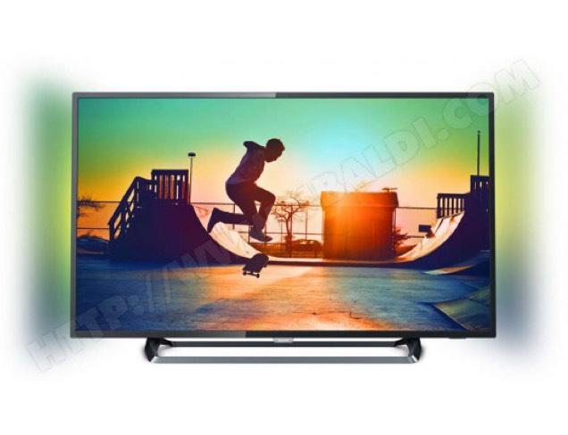 "TV 50"" Philips 50PUS6262 - LED, UHD 4K, Smart TV"