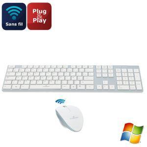 Pack sans fil Bluestork clavier + souris